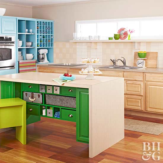 Diy Kitchen Island Ideas Do It Yourself Kitchen Island Ideas