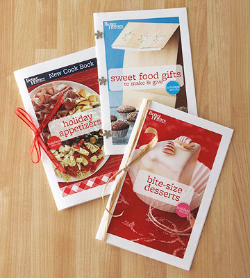 Free Bite-Size Desserts Mini Cookbook