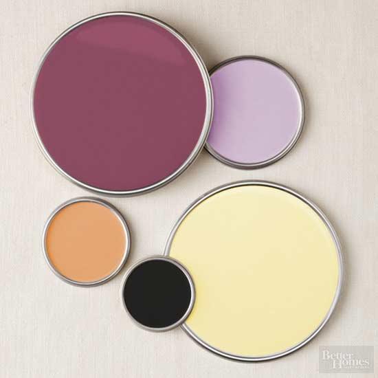 Decorating With Color 9 Designer Color Palettes