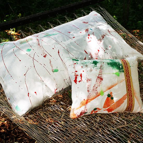 Diy home accents drop cloth decor projects solutioingenieria Images