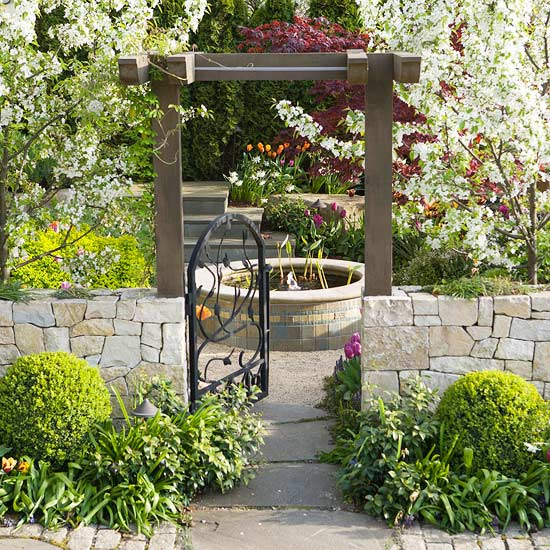 The elements of great landscape design for Garden design elements