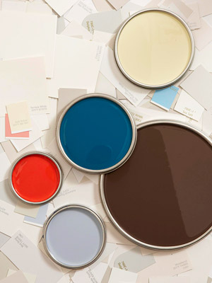 How To Use Color Swatches Pick Paint Colors