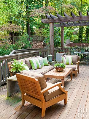 What Architectural Details Can You Repeat In The Deck Pergola Every Should Relate Some Way To Other Structures Yard
