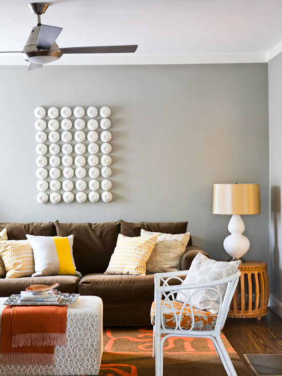 wall paint with brown furniture lighten up a dark brown sofa wall paint with