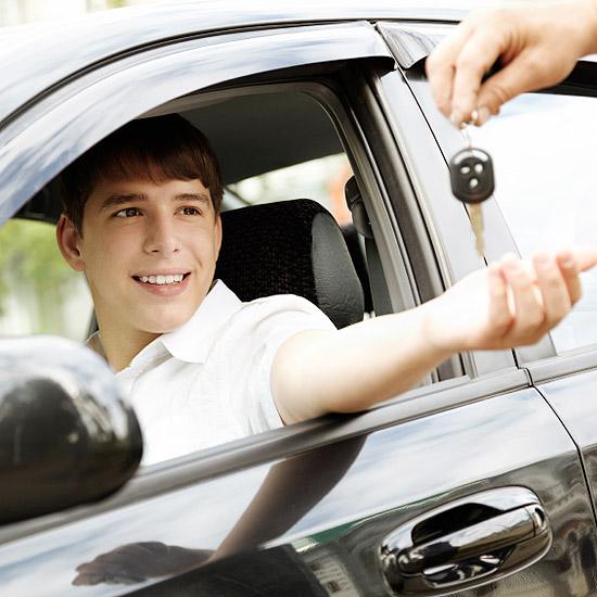 When Kids Drive