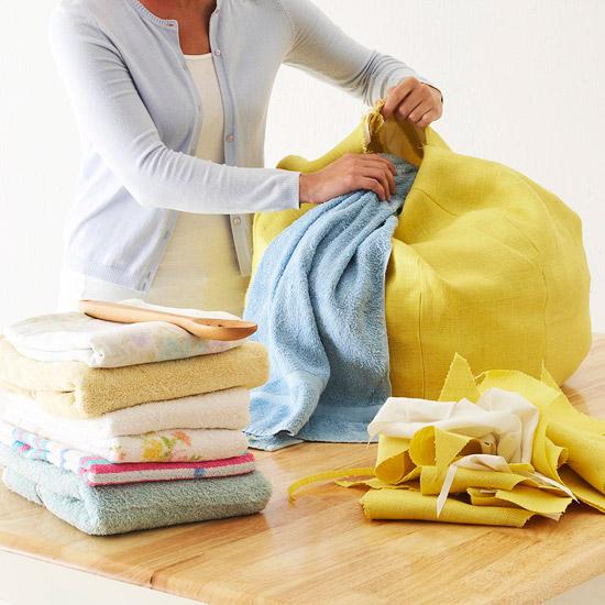 How to make a pretty pouf step 9 stuff pouf solutioingenieria Gallery