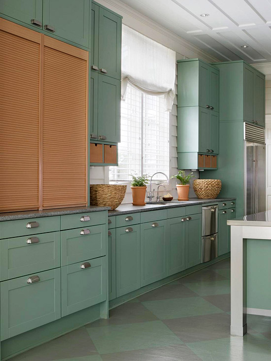 Elegant And Simple Kitchen Cabinet Doors' Designs