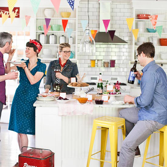 Ice Cream Social Party Ideas From Better Homes And Gardens