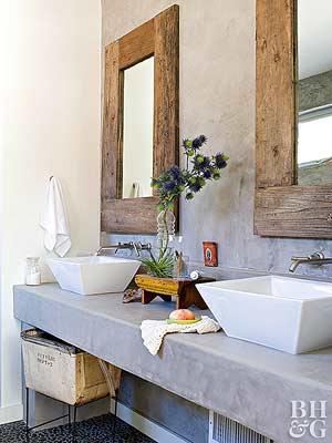 Modern Bathroom Vanity Design Ideas