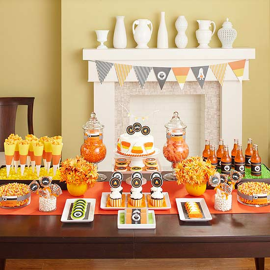 Fun Halloween Party Printables and Party Ideas