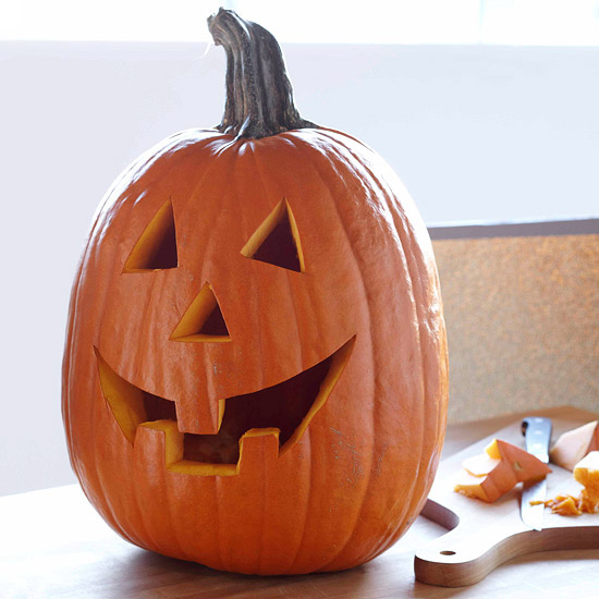 Why is pumpkin carving a halloween tradition from better