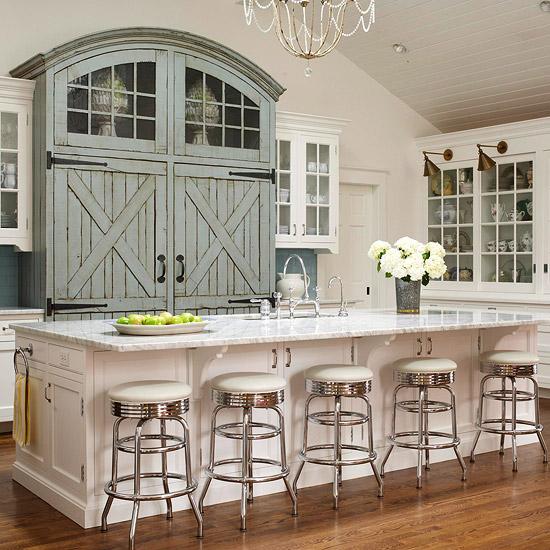 Royal Blue Kitchen Design: Blue Kitchen Design Ideas