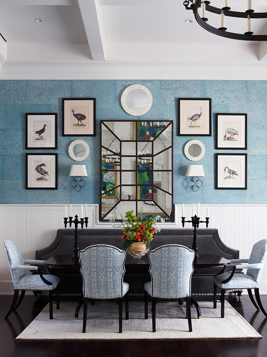 Stately Banquette