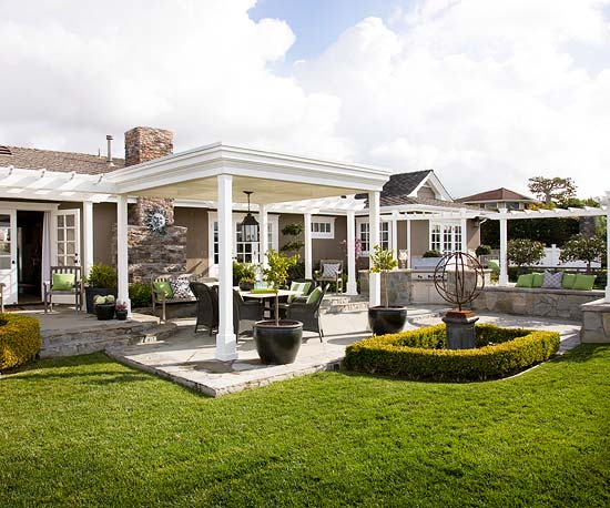 Patios Design Ideas Pictures And Makeovers