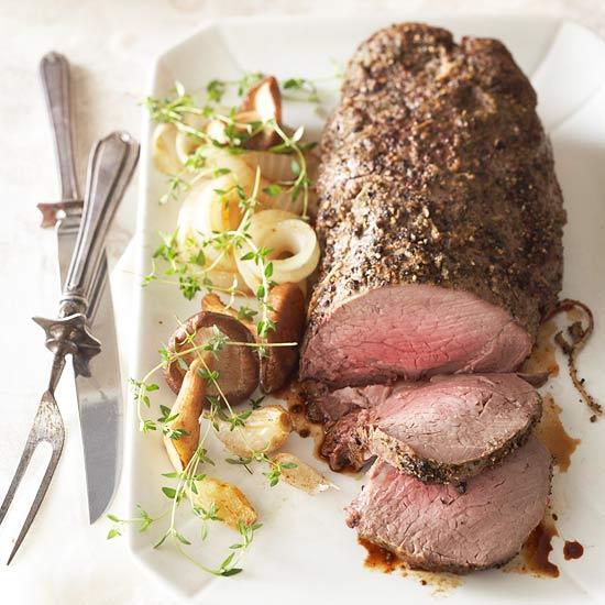 How to Roast Beef Tenderloin