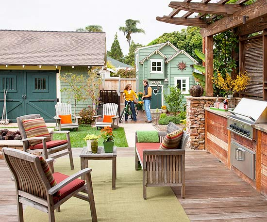 10 things to know about building a deck - Things to know when building a house ...