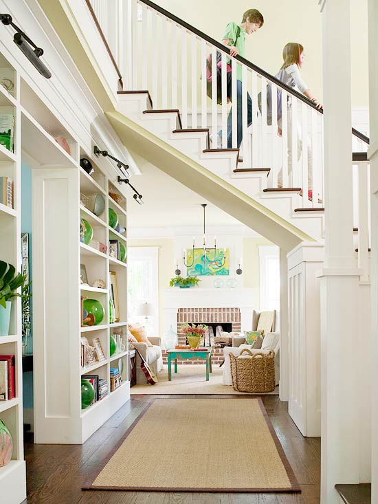 5 Ways To Connect Rooms With Color Better Homes Gardens