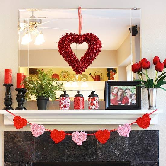 Valentine S Day Decorating