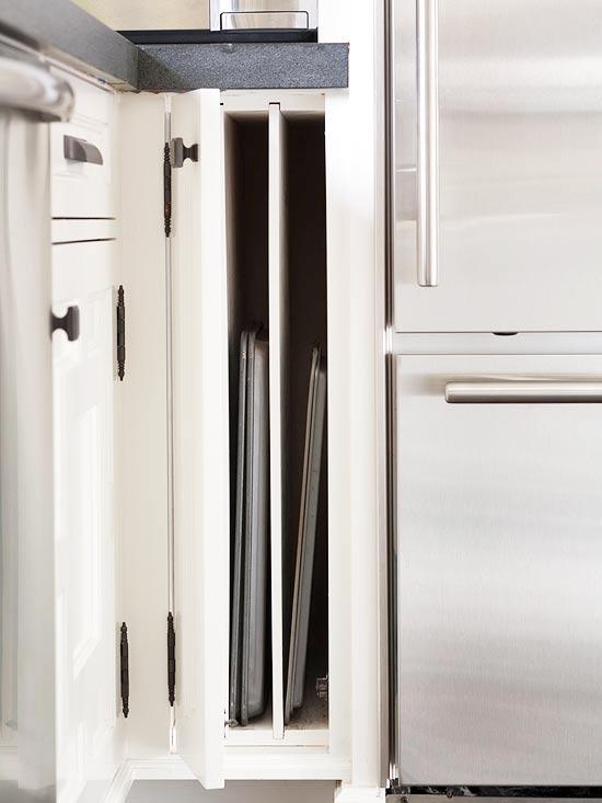 Small-Kitchen Storage