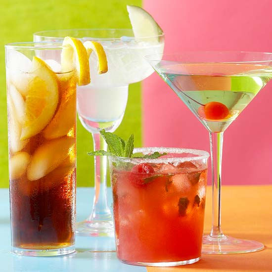 How To Make Easy Party Cocktails