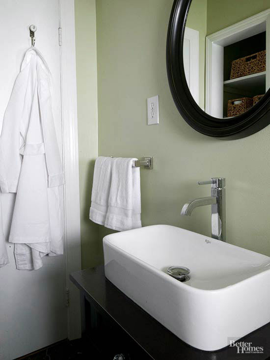 Small bathroom remodels on a budget for Bathroom remodel 94513