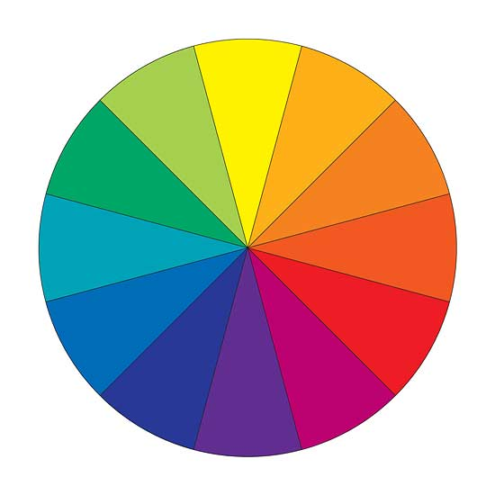 Color Wheel Better Homes And Gardens