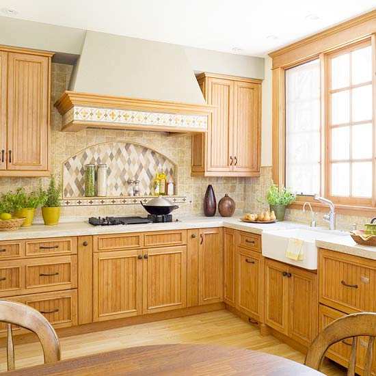 Kitchen Remodeling: A Craftsman-Style Kitchen Design
