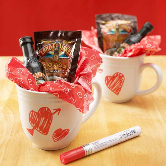 homemade valentine's day gifts, Ideas