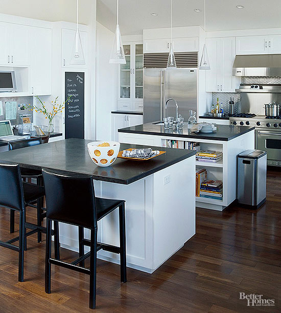 Double Island Kitchens