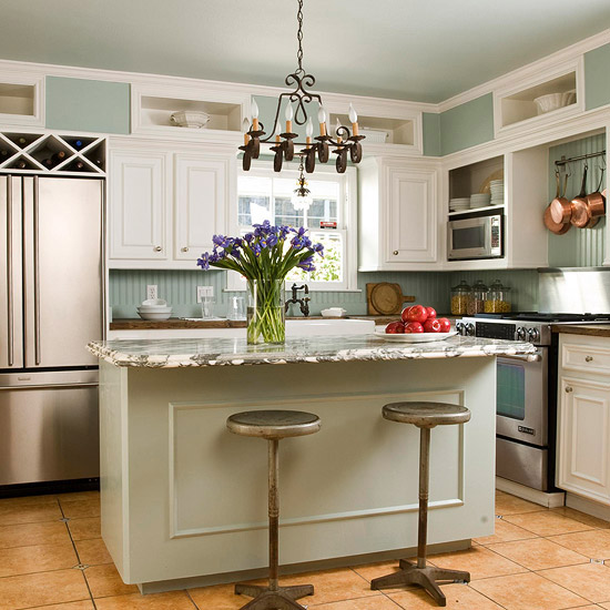Kitchen Island Designs We Love - Better Homes and Gardens ...