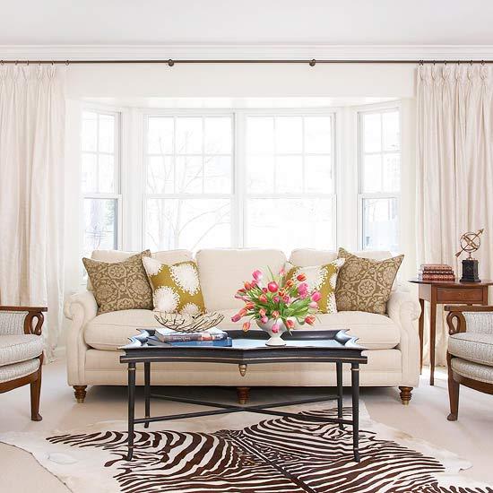 A Livable Living Room