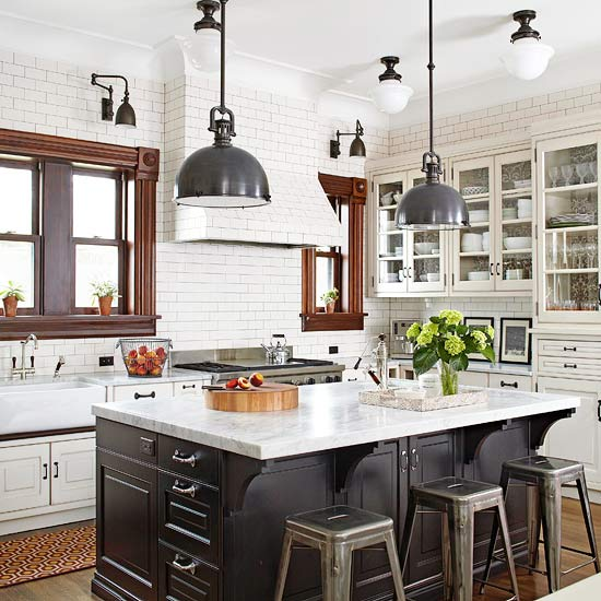 Kitchen pendant lighting tips Best pendant lights for white kitchen