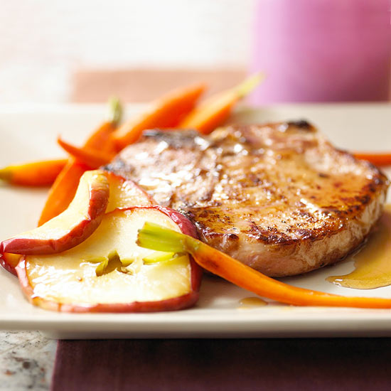 How to Fry Pork Chops