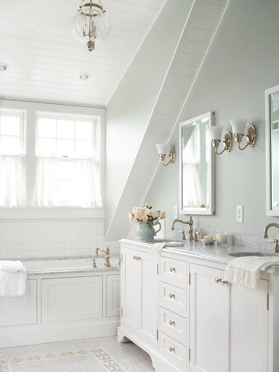 Tips For Bathroom Color Schemes