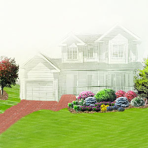 Using Landscape Design Software - Computer program for backyard design