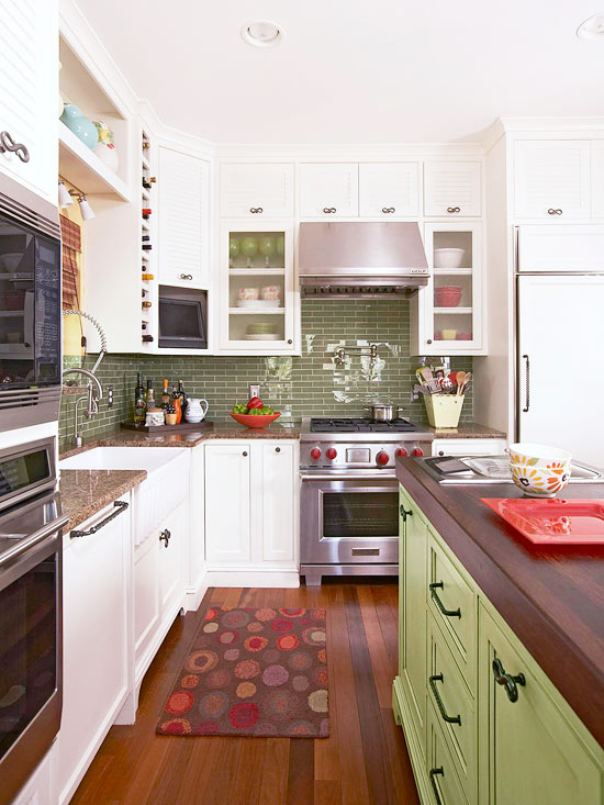 Small Kitchen And Dining Ideas Part - 31: Better Homes And Gardens
