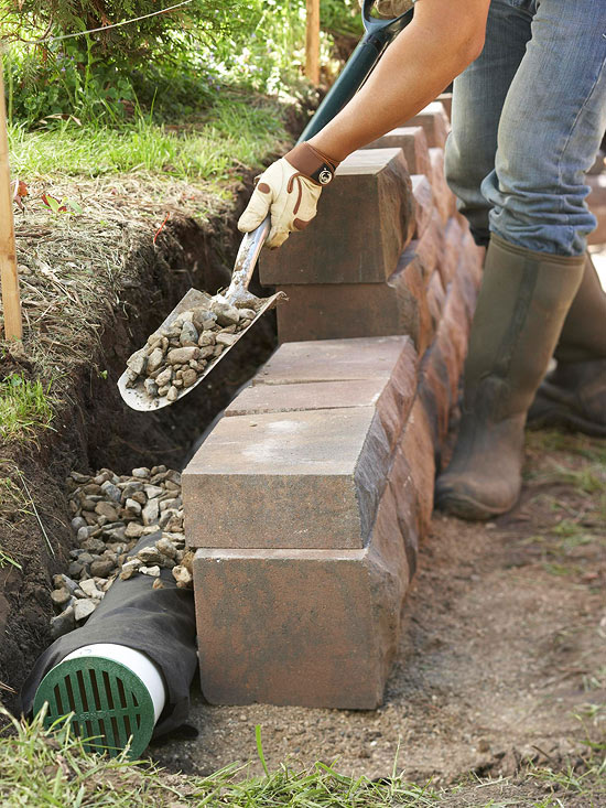 Build landscape and retaining walls and keep them in tip top shape solutioingenieria Gallery