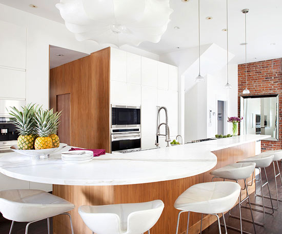 kitchen ideas contemporary. Wall of Kitchen Cabinets Contemporary Ideas