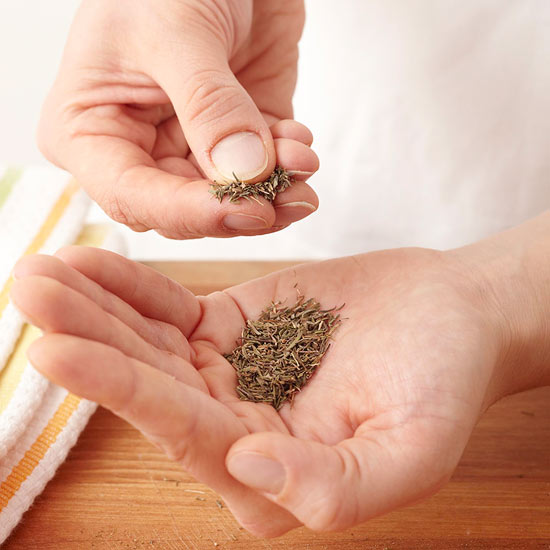 How Do I Substitute Dried Herbs for Fresh Herbs?
