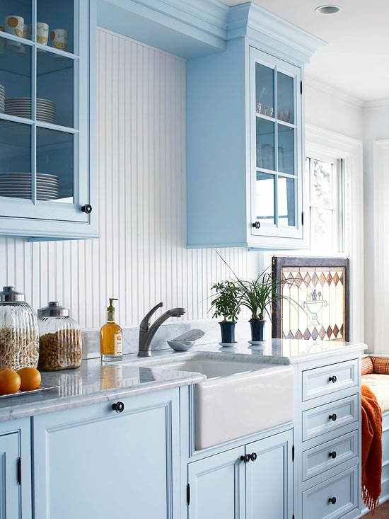 Decorate A Farmhouse Kitchen