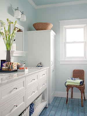 10 small bathroom color ideas - Bathroom Designs And Colour Schemes