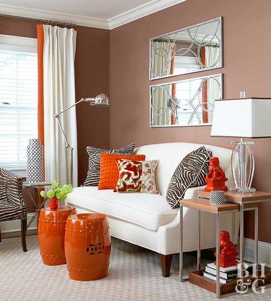 What Colors Go With Orange?