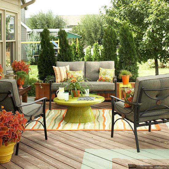 Choose the Perfect Outdoor Deck