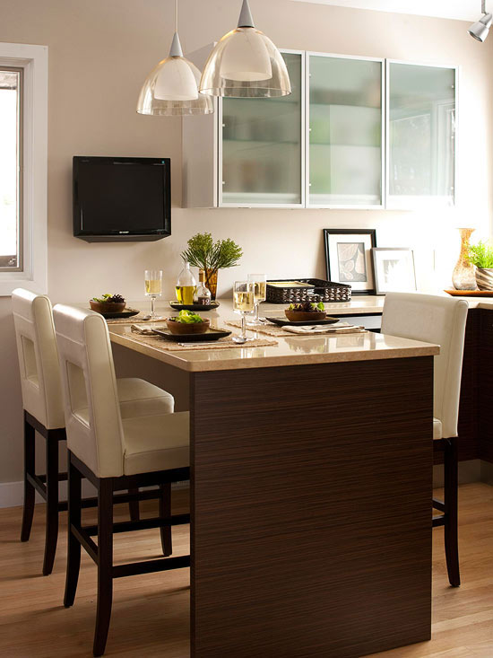Double-Duty Dining Nook