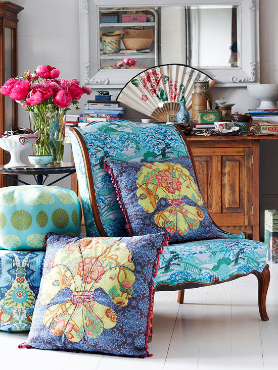 Free Pillow Pattern from Amy Butler