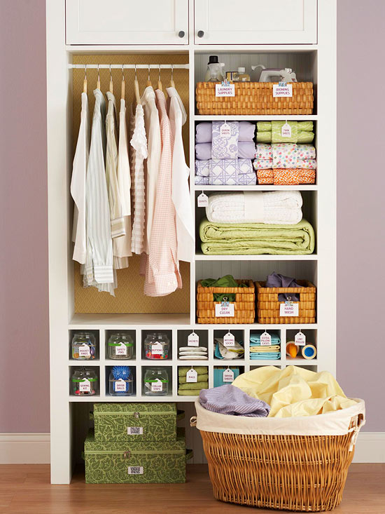 20 savvy ways to stay organized. Black Bedroom Furniture Sets. Home Design Ideas
