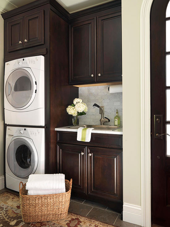 Boycott Washing until You Get these Cool New Features in Your Laundry Room