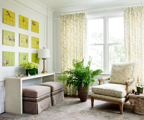 Licious Living Room Window Furnishings: Best Window Treatments