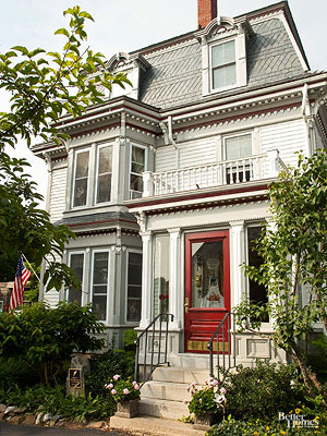 Red Front Doors. Matching Your Red Front Door with Home Color and Style Doors