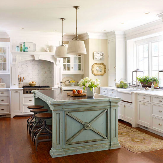 rustic kitchen islands with seating traditional kitchen designs 7845